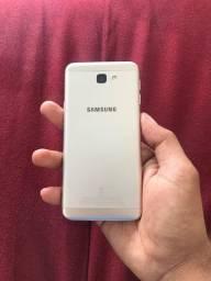 Aparelho celular Samsung J5 prime branco