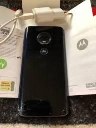 Vendo ou troco Motorola G7 Plus 64Gb