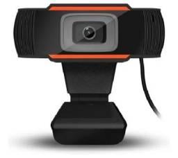 Webcam 480p Com Microfone para Pc e Notebook