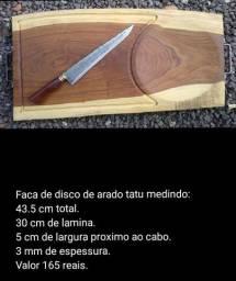 Faca artesanal