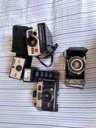 Câmeras fotográficas Anos 60 Antigas Oferta