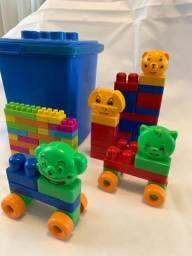 Balde Lego original