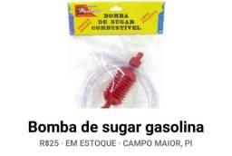 Bomba de sugar gasolina