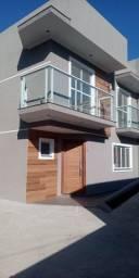 Sobrado novo em condomínio - Boqueirão - R$ 499.000,00