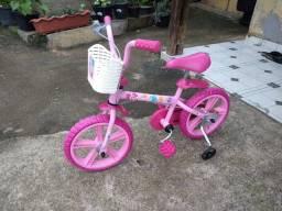 Bicicleta feminino aro 14
