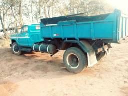 Caminhão casamba