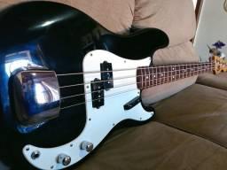 Baixo Fender Precision Bass Black Label Standard - Custom Shop 62''