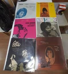 Lote Jazz 5 Nina Simone 1 Ella