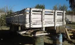 Carroceria de Madeira 2,44m x 4,00m - Padrão Cemig