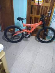 Troco bicicleta por carro