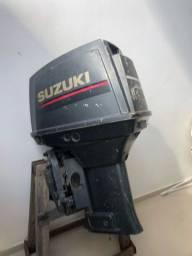 Vendo motor de popa suzuki 85hp