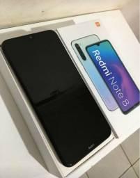 Troco Redmi note 8 em iPhone 7