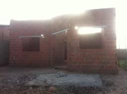 Casa em construção a venda ou troca
