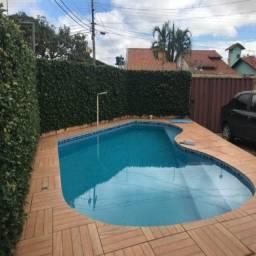 Casa 3 Quartos 1 Suite com Piscina - Vila Alzira