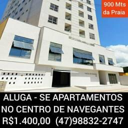 Alugo Apartamento no Centro de Navegantes - SC
