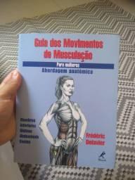 Livro guia de musculação