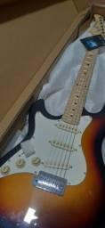 Guitarra canhota