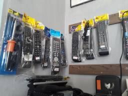 Controles pra tvs