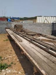 Carroceria de madeira para caminhões truks