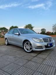 Vendo Mercedes bens c180 muito nova interior gelo