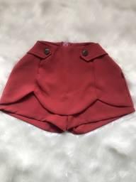 Short alfaiataria
