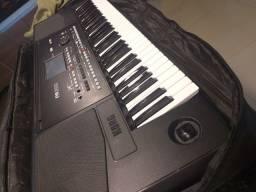 teclado arranjador korg pa300