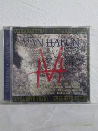Van Halen cd live in concert ultra raridade