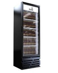 Cervejeira 454 litros Imbera porta de vidro +2 á -6 temperatura - lucas