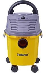 Aspirador de pó e água Tekna 9,5L 1000W
