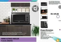 Título do anúncio: Ofertas Fim de Abril - Forno - Elétrico (Mueller)
