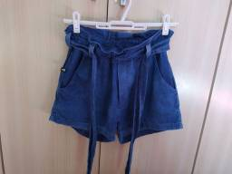 Short Jeans 10 anos