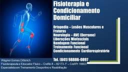 Fisioterapia e Condicionamento Domiciliar