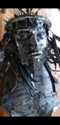 Escultura em ferro
