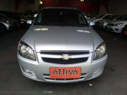 Título do anúncio: Chevrolet GM Celta LT 1.0 Prata