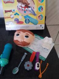 Kit Dentista Play Doh 60 reais