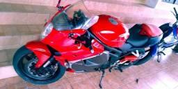 Vendo ou troco por moto menor do mesmo valor kasiski 650 muito toppp