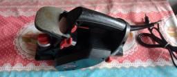 Plaina Elétrica Profissional Skil 1555, 550 watts