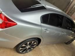 Honda Civic 15/15 prata, 49 mil km ! Excelente Estado !!!!