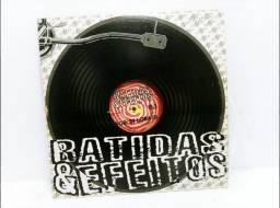 Lp Vinil Batidas & Efeitos Vol. 3 Por Dj Lobato Vol. 2 Por Dj Loo