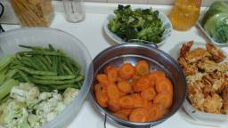 Cozinheira diarista