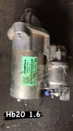 Motor de partida Hb20 1.6