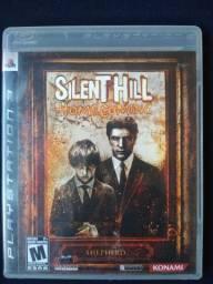 SILENT HILL HOME COMING PS3 RARIDADE