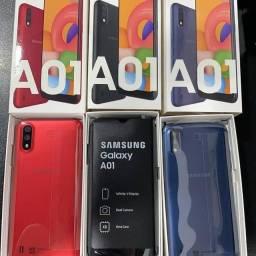 Samsung Galaxy A01 lacrado