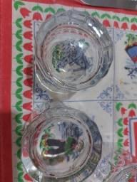 Jogo De 6 Copos Whisky Cristal