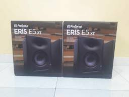 Caixa Eris E5 XT bi amplificada
