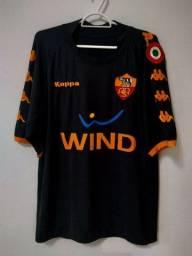 Camisa da Roma Kappa 2008/2009