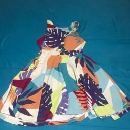 vestido da ZANQUY estampado
