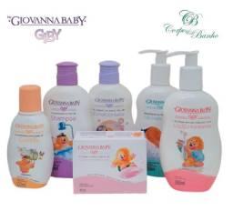 Kit produtos de Bebê Giovanna Baby Giby - Frete Grátis