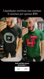 Camisas 1 linha 29,90