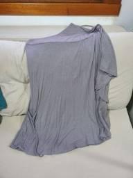 Blusão uma manga